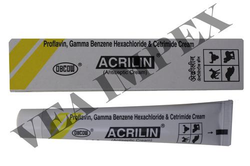 Acrilin Ointment 100G