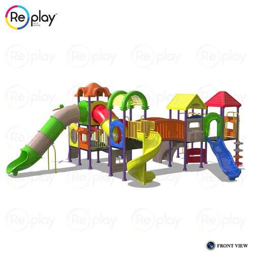 School Multi Activity Play Equipment