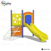 HDPE Design Outdoor Slide
