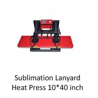 Lanyard Heat Press Machine
