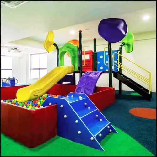 Indoor Ball Pool Multi Play Equipments