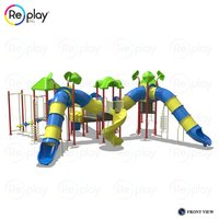Adventure Multi Activity Play System Equipment