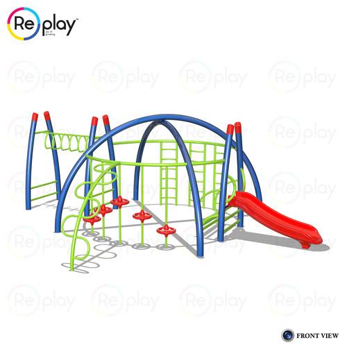 Adventure playground Climber