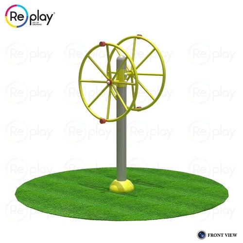 Outdoor Shoulder Wheel