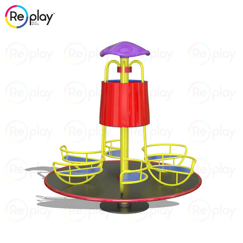 Merry Go Round Climber Equipment