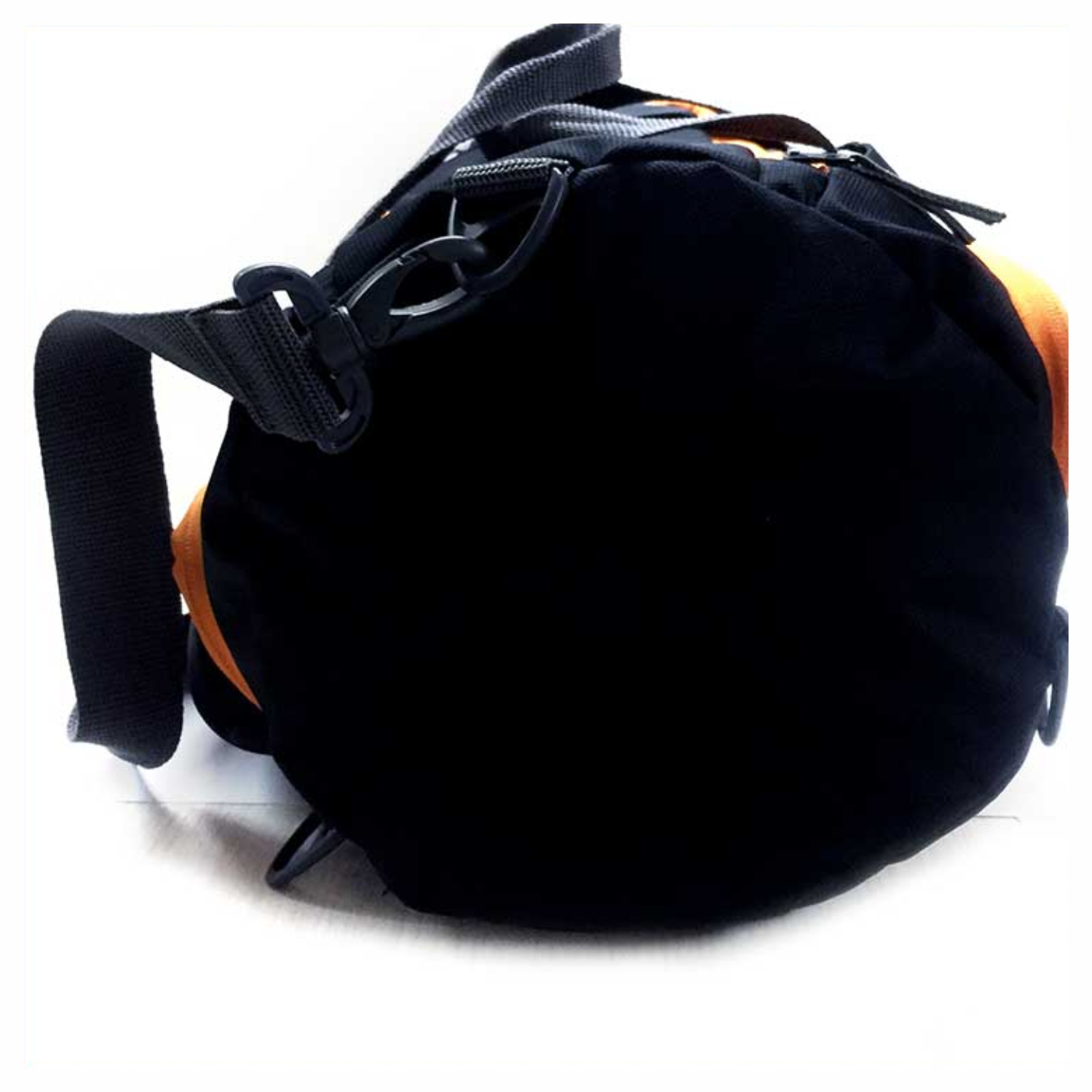Foldable Duffle Cum Backpack (X1701)