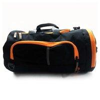 Foldable Duffle Cum Backpack (X1701)