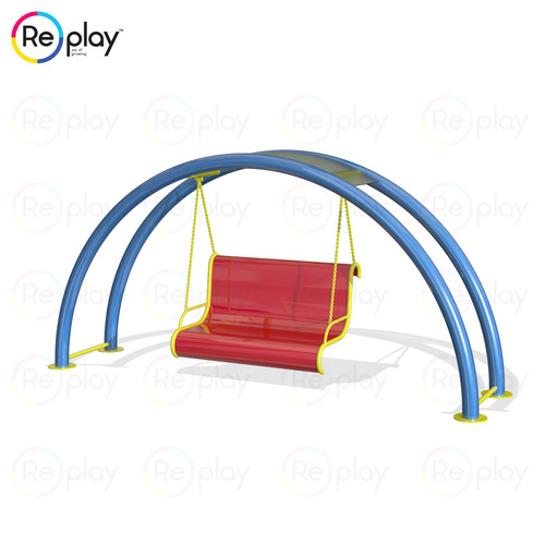 Garden Decorative Family Swing