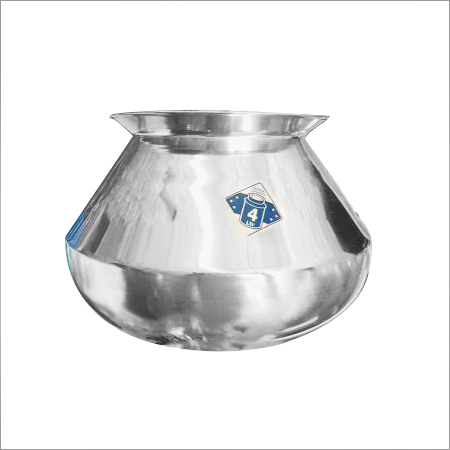 Stainless Steel Kitchen Handi