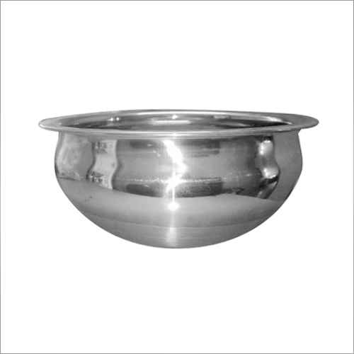 Stainless Steel Food Serving Bowl