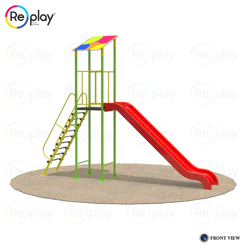 Outdoor Traditional Slide