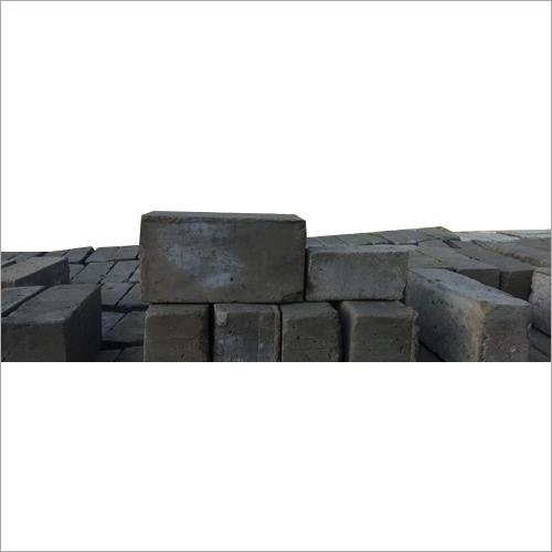 Charcoal Grey Color Concrete Fly Ash Brick
