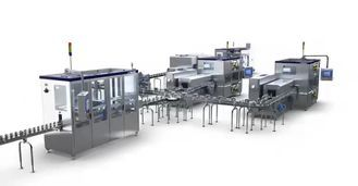 Full Automatic Soft Drink Production Line Milk Processing Plant Machinery