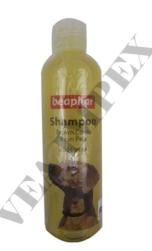 ALOE VERA BROWN COATS SHAMPOO FOR PETS