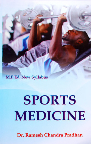 Sports Medicine (M.P.Ed. NCTE New Syllabus)