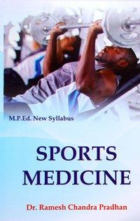 Sports Medicine (M.P.Ed. New Syllabus) - 2019