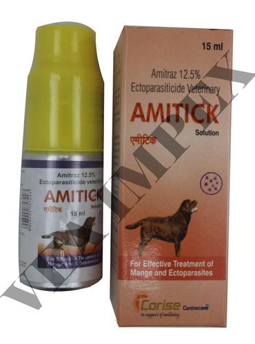 Amitick 15Ml-AMITRAZ 12.5% W/V