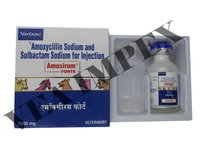 Amoxirum Forte Inj. 3Gm-amoxycilin Sodium 2000Mg+Sulbac