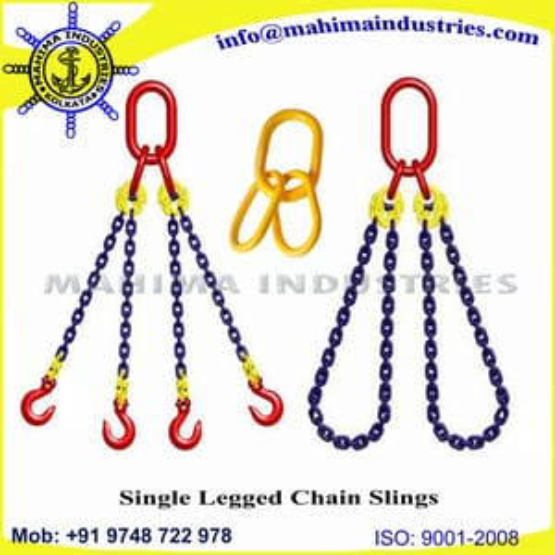 Gr -80 Chain Slings