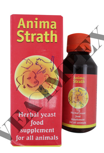 Anima Strath Herbal Yeast Food
