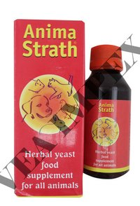 Anima Strath Herbal Yeast Food-feed supplement