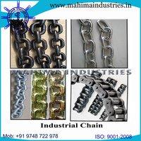 Galvanised MS Chain