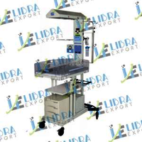 Resuscitation Unit with Fixed Baby Cradle