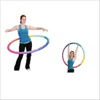 Trancy yoga hula hoop