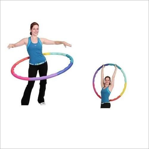 Trancy yoga hula hoop