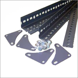 Metal Slotted Angle Rack