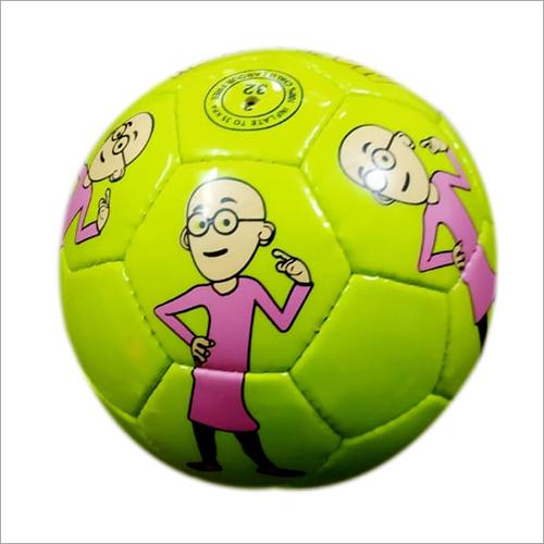Trancy Mini Cartoon Football For Kids