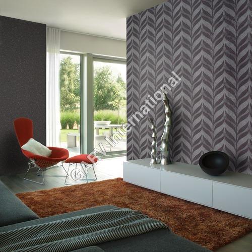 Living Room Wallpaper Design Service
