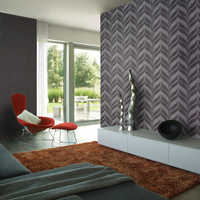 Living Room Wallpaper Design Service