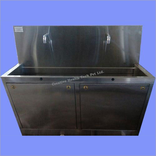 Stainless Steel Surgical Scrub Stations