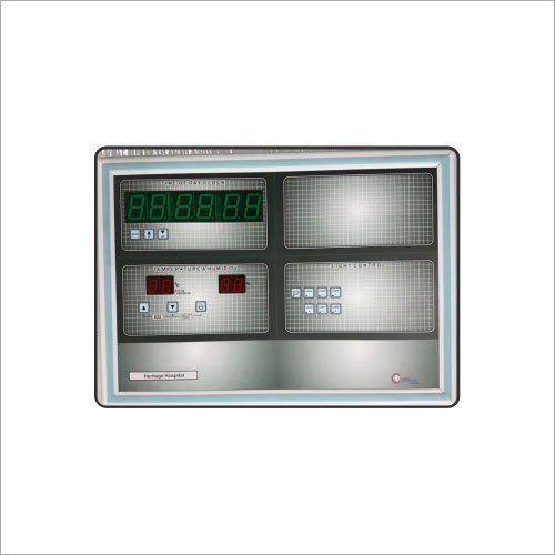 OT Touch Screen Control Panels