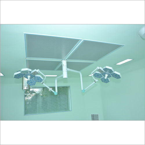 Ceiling Mounted Laminar Flow System