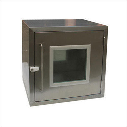 Stainless Steel Hatch Boxes