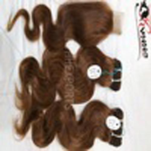 Raw Indian Temple Hair Virgin Hair Extensions 100% Human Hair