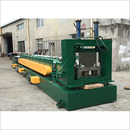 U Channel Purlin Roll Forming Machine