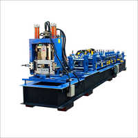 Steel Tile Type Corrugated Sheet Making Machine