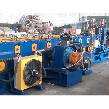 Steel Profile Hat Purlin Roll Forming Machine
