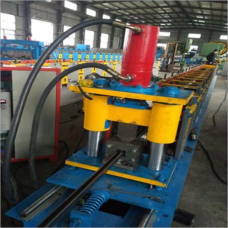 Steel Sheet CZ Purlin Roll Forming Machine