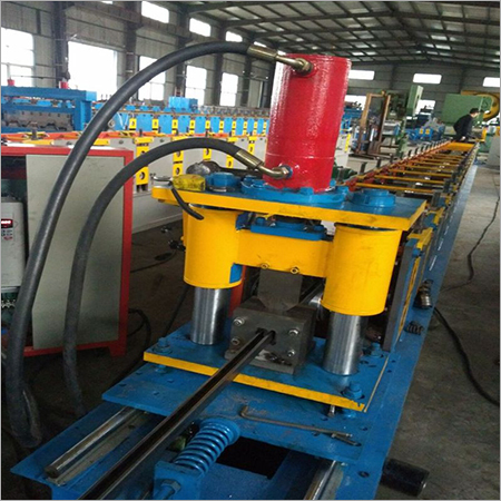 Steel Sheet CZ Purlin Roll Forming Machine