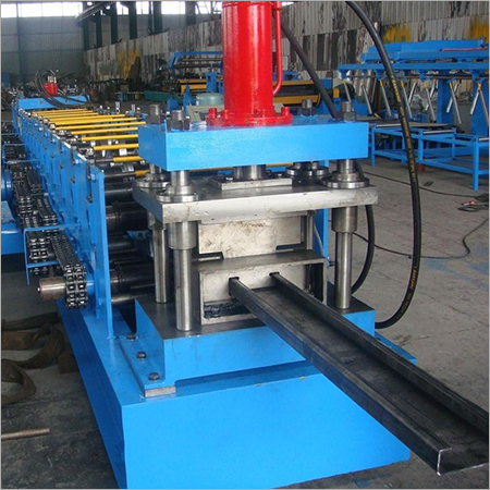 Single Station Steel Roll Forming Machine