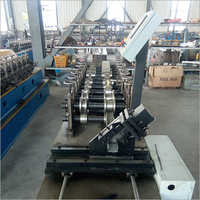 Durable CZ Purlin Roll Forming Machine