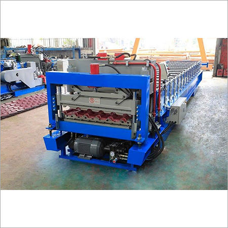 Roofing Cladding Sheet Making Machine