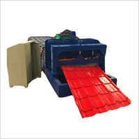 High Precsion Steel Tile Roll Forming Machine