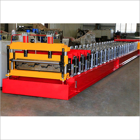 Floor Deck Plate Roll Forming Machine