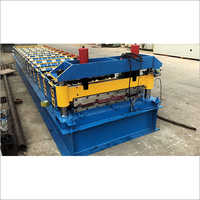 14 Roller Stations Metal Roof Roll Forming Machine