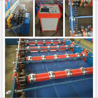 Building Roofing Corrugated Sheet Roll Forming Machine